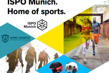SPIRIT SPORTS ISPO SHOW FOR 2019