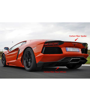 Carbon Fiber Products Sports Car Parts 3