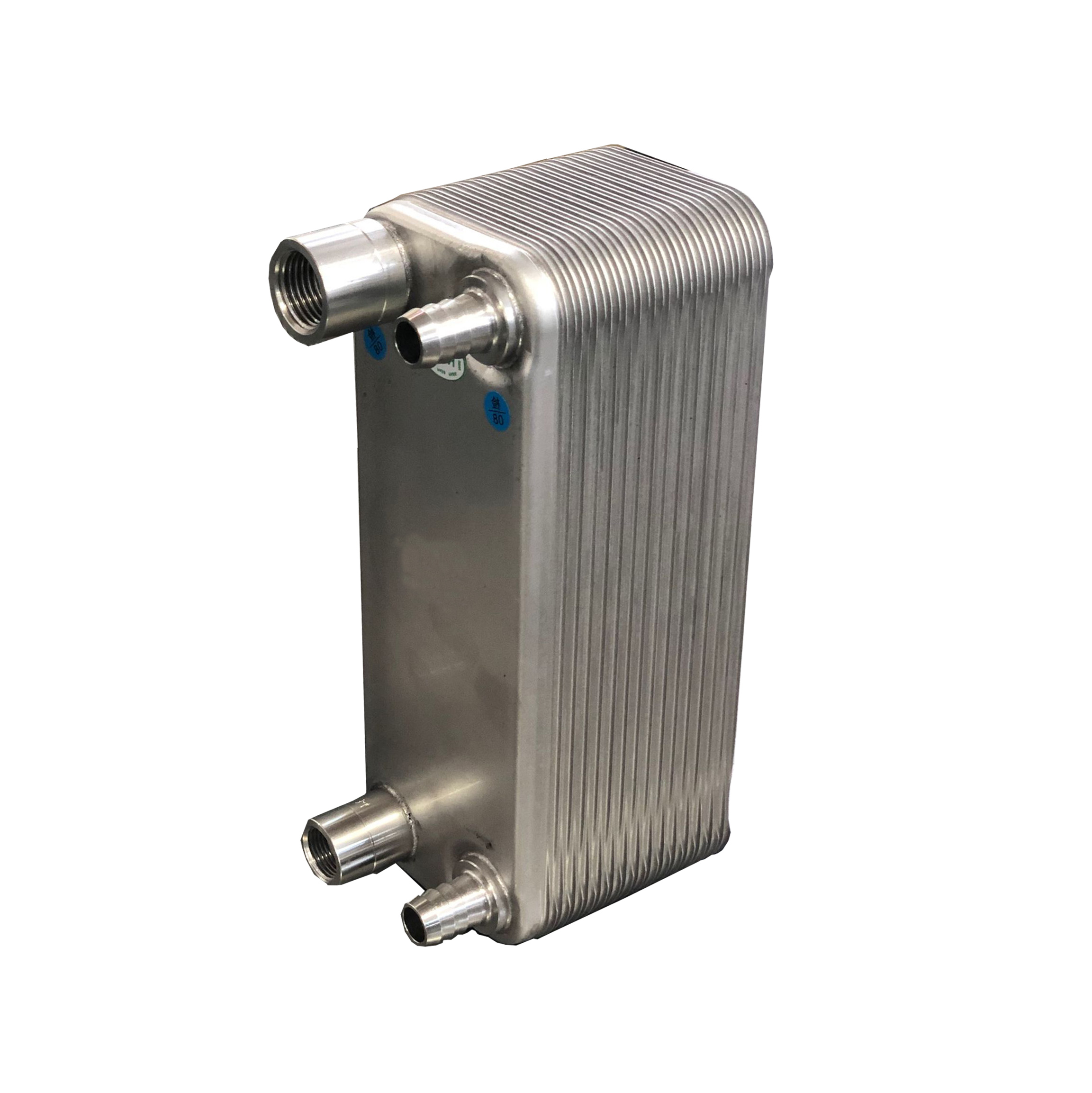 sanitary brazed plate heat exchanger