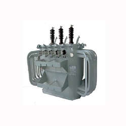 Three phase Pole mounted distribution Transformer
