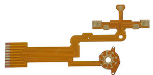 manufacturer single-side immersion gold FPC solution  pcb  wholesaler