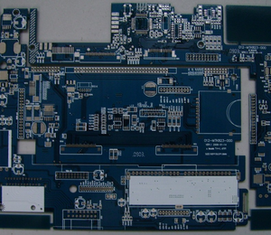 4L FR4 HDI board Thickness1.6mm min-hole 0.25mm