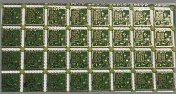 immersion gold osp ic substrate circuit board
