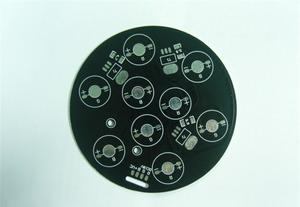 fab single-side thickness1.6mm 2oz Lead-free HASL Aluminum pcb suppliers