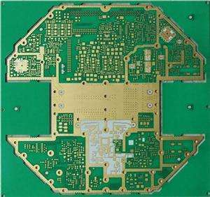 express double-side copper base circuit board blind slot thickness4.0mm supply