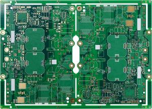 6L FR4 Thickness1.6mm Immersion Gold Board