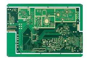 14L Thickness 1.6mm 3-3mil Halogen Free Multilayer Board