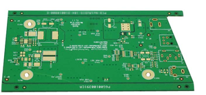 4L HDI 1step Buried Blind VIA Pcb