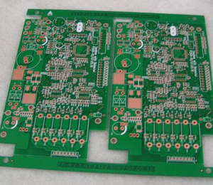 6l fr4 immersion or enterré aveugle via pcb
