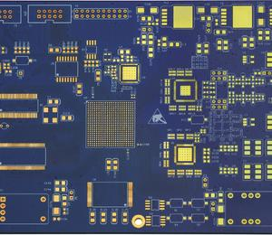 6L HDI immersion or enterré aveugle VIA pcb