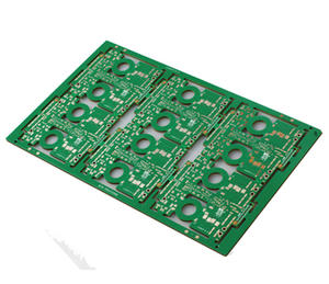 Buried Blind Hole Heavy Copper PCB