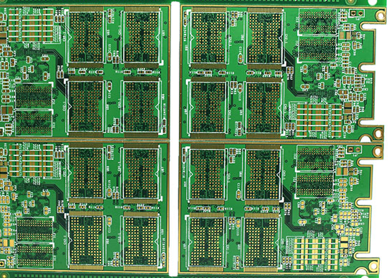 TG-FR4 immersion gold impedance detailed PCB seller