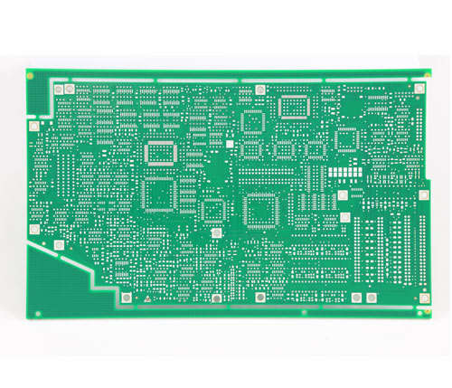 6L 3-3mil immersion silver printed circuit board