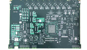 12L Immersion Silver Circuit Board