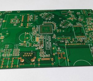 6L immersion gold 4.6-4.8mil impedance control PCB