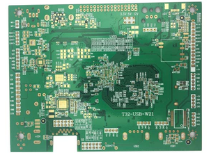 8L 1.6mm FR4 Impedance Control PCB