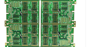 Immersion Gold Impedance Detailed PCB
