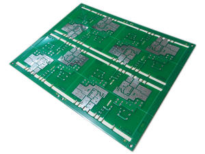 2L Thickness1.6mm Lead-free HASL Circuit Board