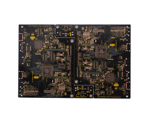 eagle manufacturer 10L rogers 0.2mmhole OSP board for pcb sale