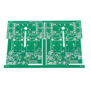 fab 8L thickness1.2mm FR4 immersion gold-OSP circuit board seller