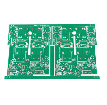 8L thickness1.2mm FR4 immersion gold-OSP circuit board