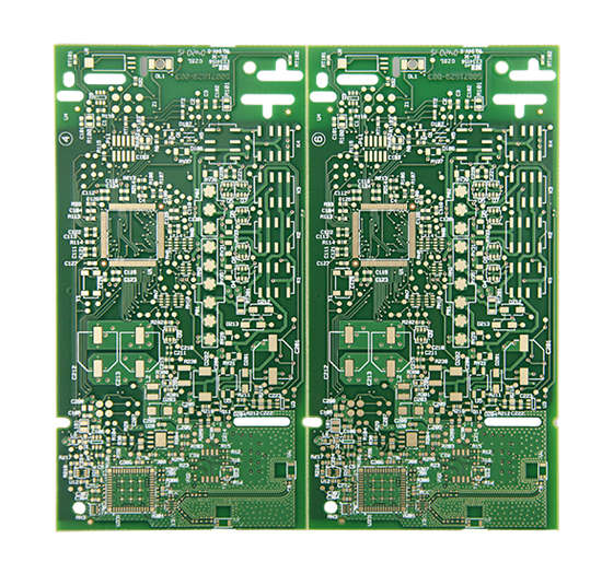 10l fr4 4-4mil immersion gold board
