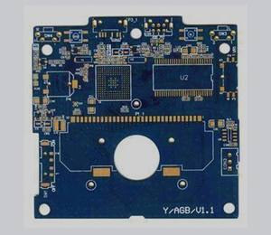 Planche OSP PCB en résine époxy d'or d'immersion 4L