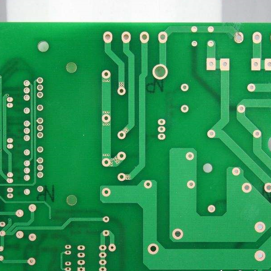 double-side FR4 8-5mil immersion gold OSP circuit board
