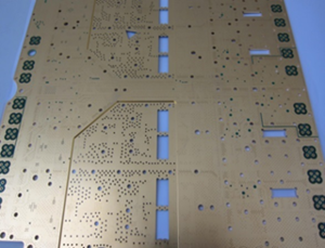 6L PTH FR4 Step Circuit Board
