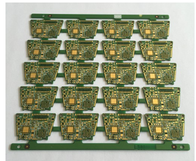 8L 2step ectopic step circuit board