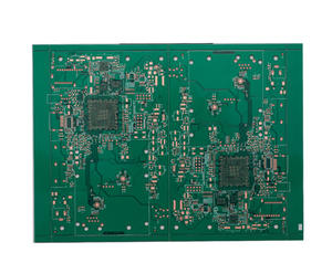 8L Impedance 4-4mil OSP Board