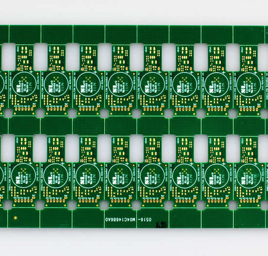 4L 2oz min-hole0.4mm immersion gold circuit board