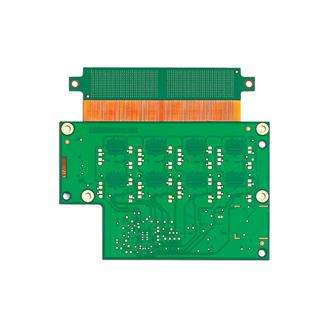 10L min-hole0.1mm immersion gold rigid-flex board