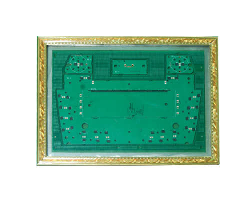 6L Carbon-OSP immersion gold printed wiring board