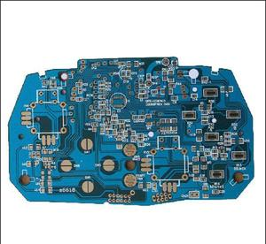 local manufacturer 10L blue buried hole black coreFR4 circuit board wholesaler