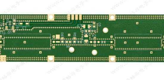 rogers4003C immersion gold HDI Printed circuit board