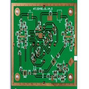 Rogers4730 Double-side Green 1oz Immersion Gold Board