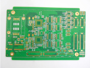 fab 6L CEM-1 1oz green min-hole 0.25mm immersion gold PCB board price