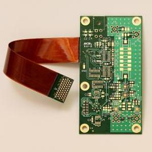 4L SF302-FR4 Rigid-flex Printed Circuit Board