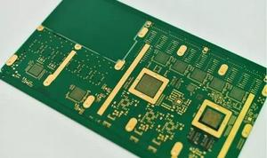 6L Green Rogers-Arlon Immersion Gold PCB