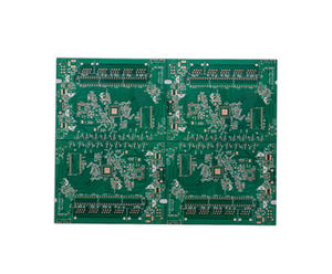solutions 12L green thickness1.0mm OSP PCB board pcb factory
