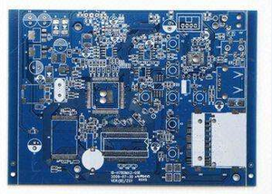 laminate manufacturers 10L 3-3mil rogers immersion silver-OSP rigid PCB expert