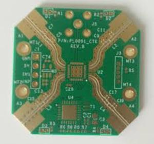 fabrication 8L Planting gold thickness1.2mm min-hole0.25mm pcb manufacturer