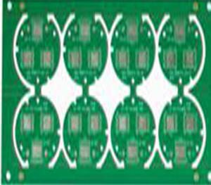 local manufacturer 2L 4-4mil HASL Copper base circuit board expert