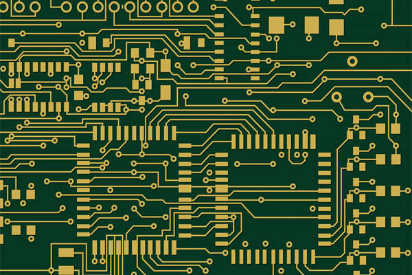 PCB circuit board surface treatment process - the difference between gold plate and gold plate