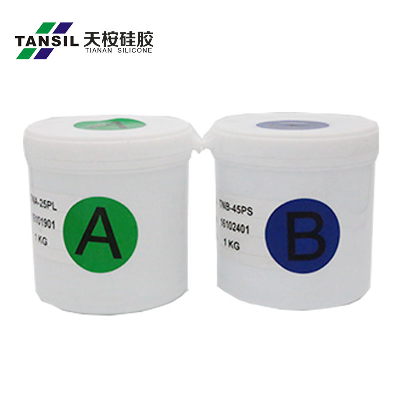 RTV liquid silicone rubber low viscosity