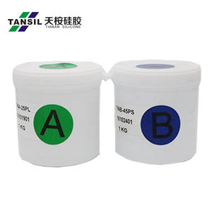 cutomized Cheap RTV Silicone Rubber exporters