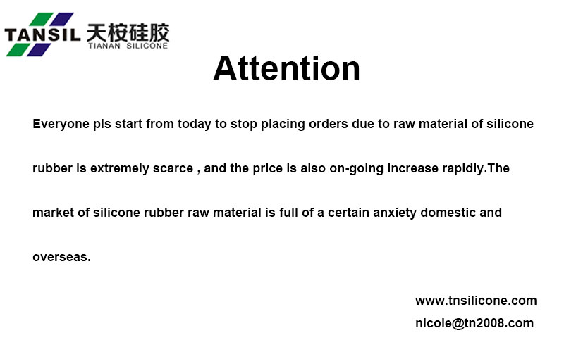 Newest Silicone Rubber Price From Silicone Market Information