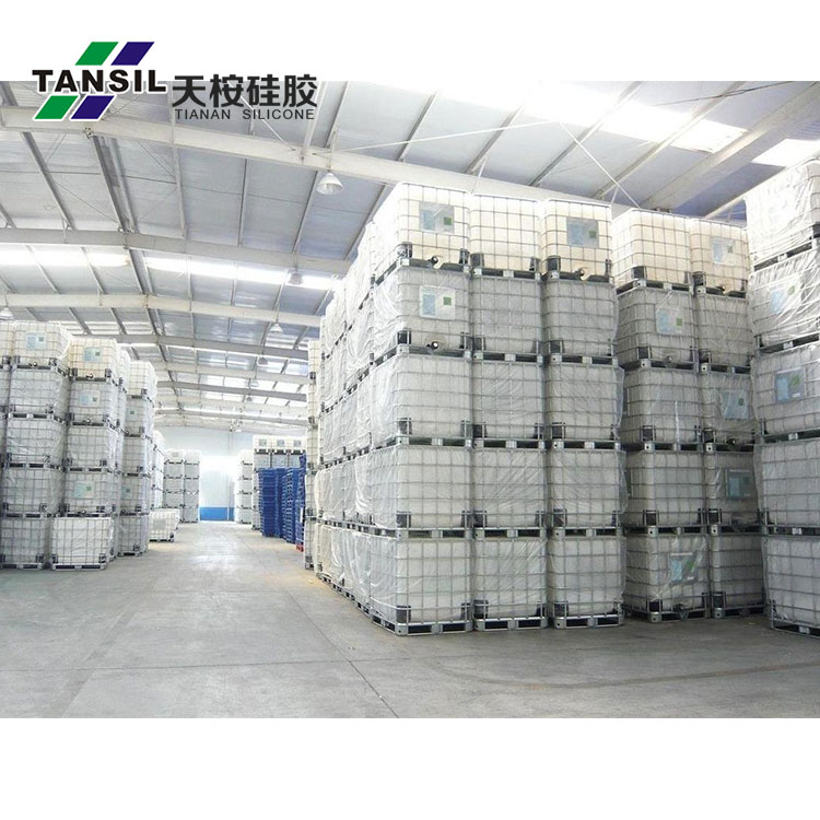 application for dimethyl polysiloxane silicone oil