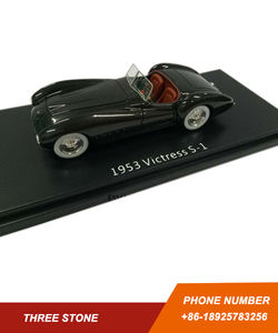 ESVAL 1/43 1953 VICTRESS S-1 resin model car